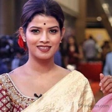 Amrutha Suresh Beautiful HD Photos & Mobile Wallpapers HD (Android/iPhone) (1080p)