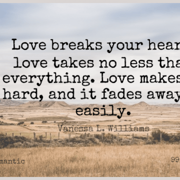 Short Romantic Quote by Tom Hanks about Smart,Love Is,Men for WhatsApp DP / Status, Instagram Story, Facebook Post.